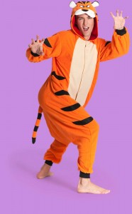 Tiger Costume Adults