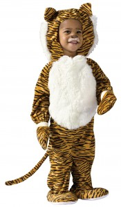 Tiger Costume Toddler