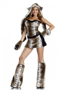 Tiger Costume Women