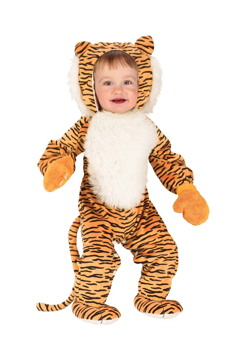 From scary to absolutely adorable, our range of tiger costumes is sure to have what 3,+ followers on Twitter.