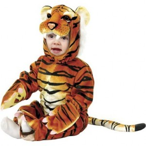 Tiger Toddler Costume