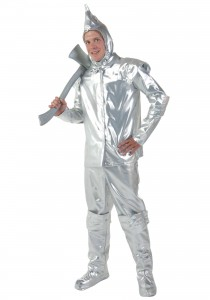 Tin Man Costume Adult