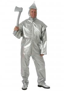 Tin Man Costume Ideas