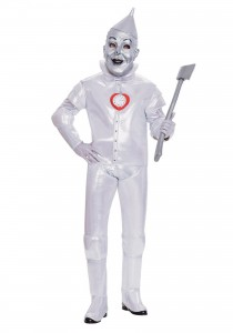 Tin Man Costume for Adults