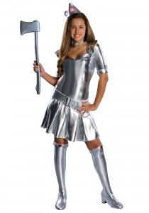 Tin Man Costume for Women