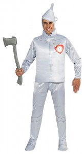 Tin Man Costumes