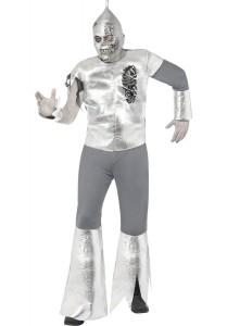 Tin Man Halloween Costume