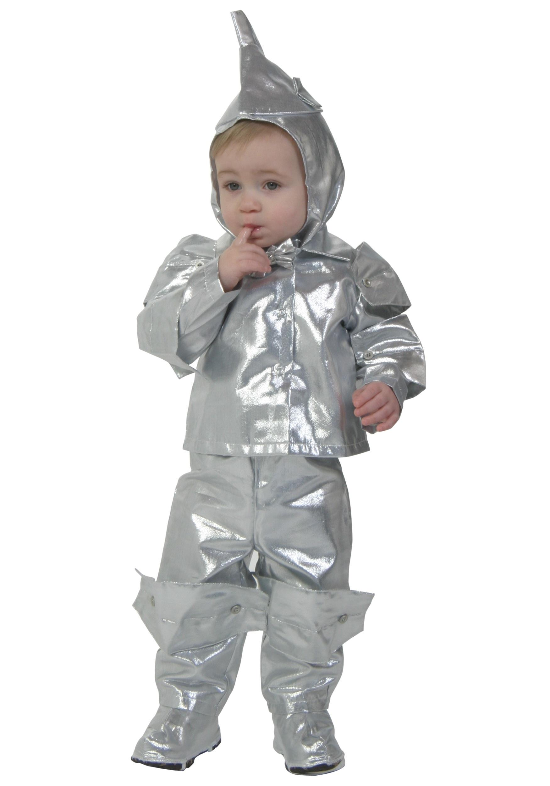 adult tin man costume