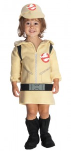 Toddler Ghostbuster Costume