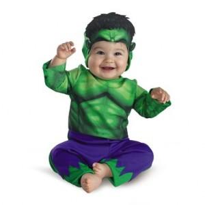 Toddler Incredible Hulk Costume