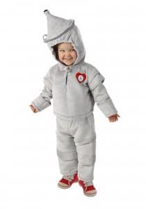 Toddler Tin Man Costume