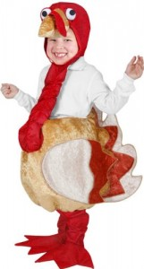 Turkey Costume for Kids