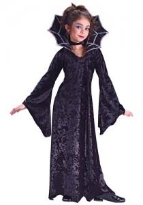 Vampire Costume Girl