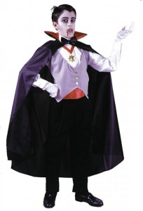 Vampire Costume for Kids