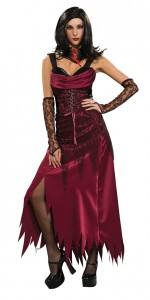 Vampire Womens Costume