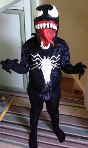 Venom Costume Women