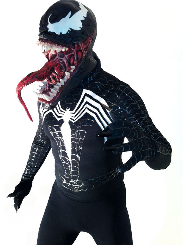 Kids Costumes. Baby Costumes Boy Costumes Girl Costumes Teen Costumes Toddler Costumes. Couples Costumes. Venom Costumes. Venom Costumes 1 a Venom Costume might be right for you! You're also going to want to have a nasty streak, and if .