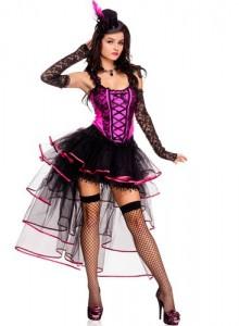 Victorian Burlesque Costumes