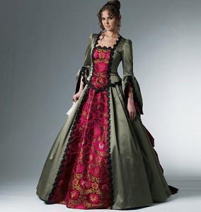 Victorian Costume Patterns