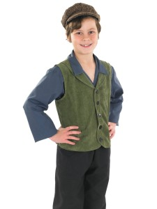 Victorian Costumes for Boys