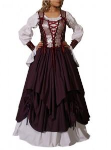 Victorian Dress Costume