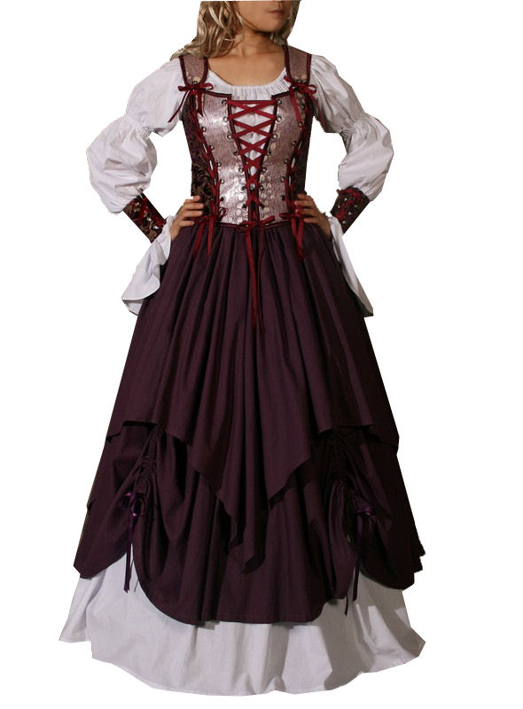 Victorian Dress Costume  sc 1 st  Costumes FC : victorian ladies costumes  - Germanpascual.Com