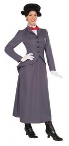 Victorian Woman Costume