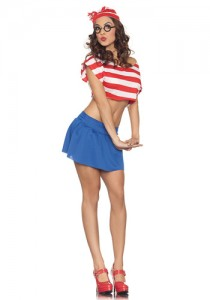 Waldo Costume Girls