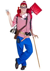 Where Waldo Costume