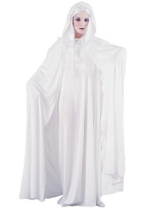 White Ghost Costume