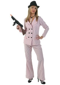Women Gangster Costume