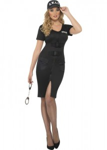 Women SWAT Costume