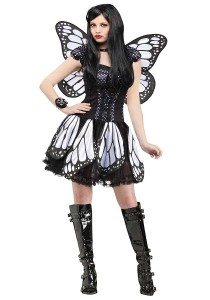 Womens Butterfly Costume