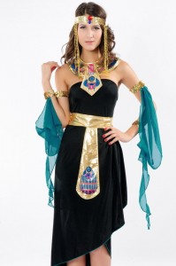 Womens Egyptian Costumes