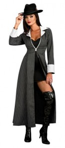 Womens Gangster Costumes