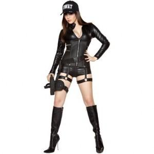 Womens SWAT Costume