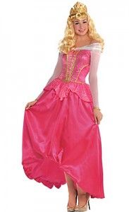 Womens Sleeping Beauty Costume