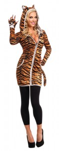 Womens Tiger Costume