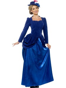 Womens Victorian Costumes