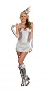 Womens tin Man Costume