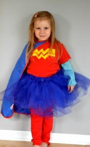 Wonder Woman Kid Costume