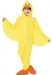 Yellow Duck Costume