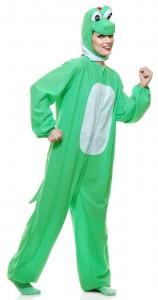 Yoshi Adult Costume