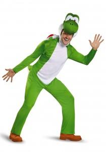 Yoshi Costume Adult