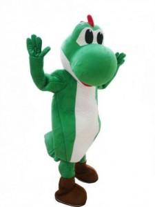 Yoshi Mascot Costume