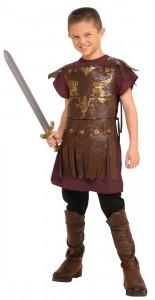 Boys Spartan Costume