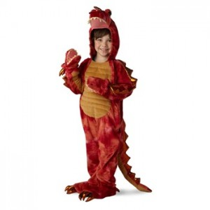 Dragon Costume Kids