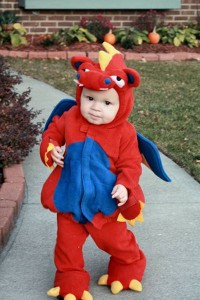 Dragon Costume for Baby