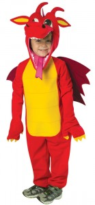 Dragon Costume for Kids