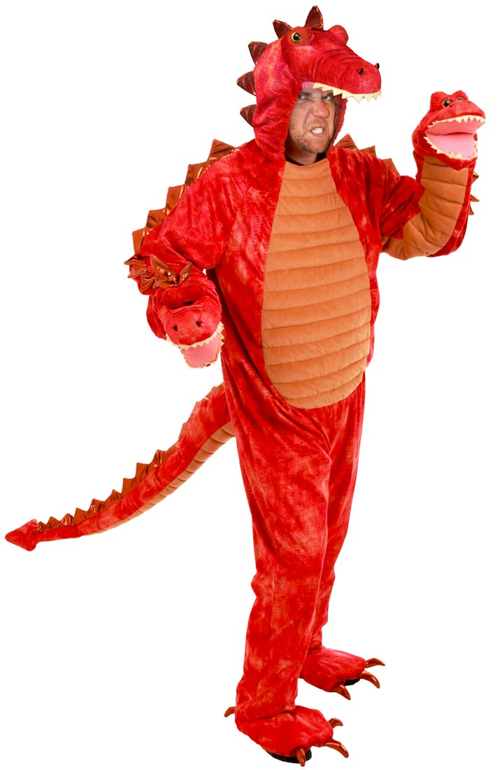 Kid Black Dragon Costume